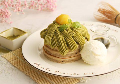 Food, Dish, Mont blanc, Cuisine, Ingredient, Dessert, Recipe, Produce, Baked goods, Frozen dessert,
