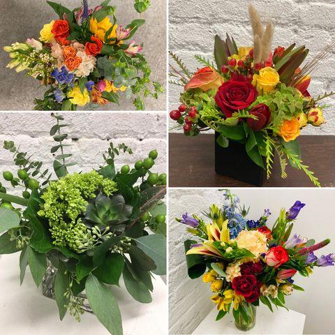 hibiscus flowershop arrangments