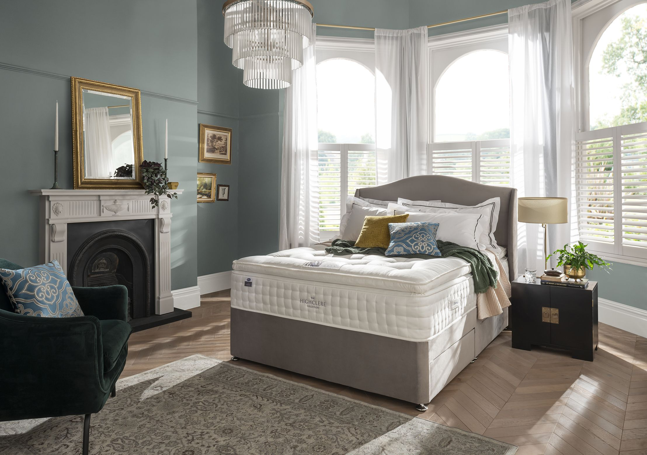 Silentnight launches mattress range inspired by Highclere Castle