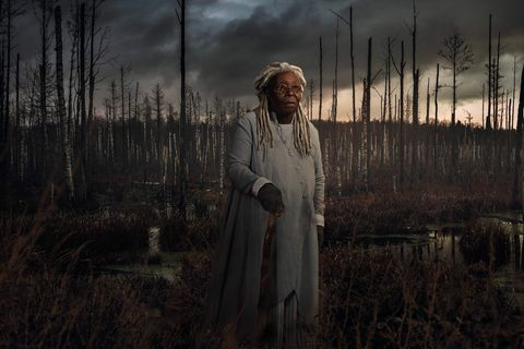 pictured whoopi goldberg as mother abigail of the the cbs all access series the stand photo cr james minchincbs ©2020 cbs interactive, inc all rights reserved