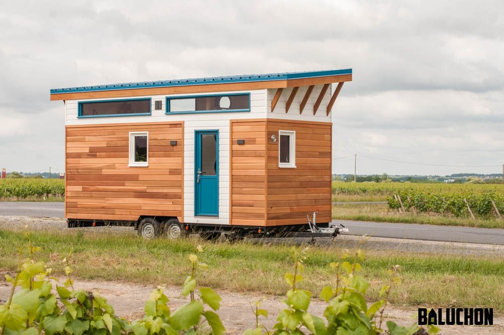 Baluchon's Valhalla Tiny House has More Space Than You'd Think