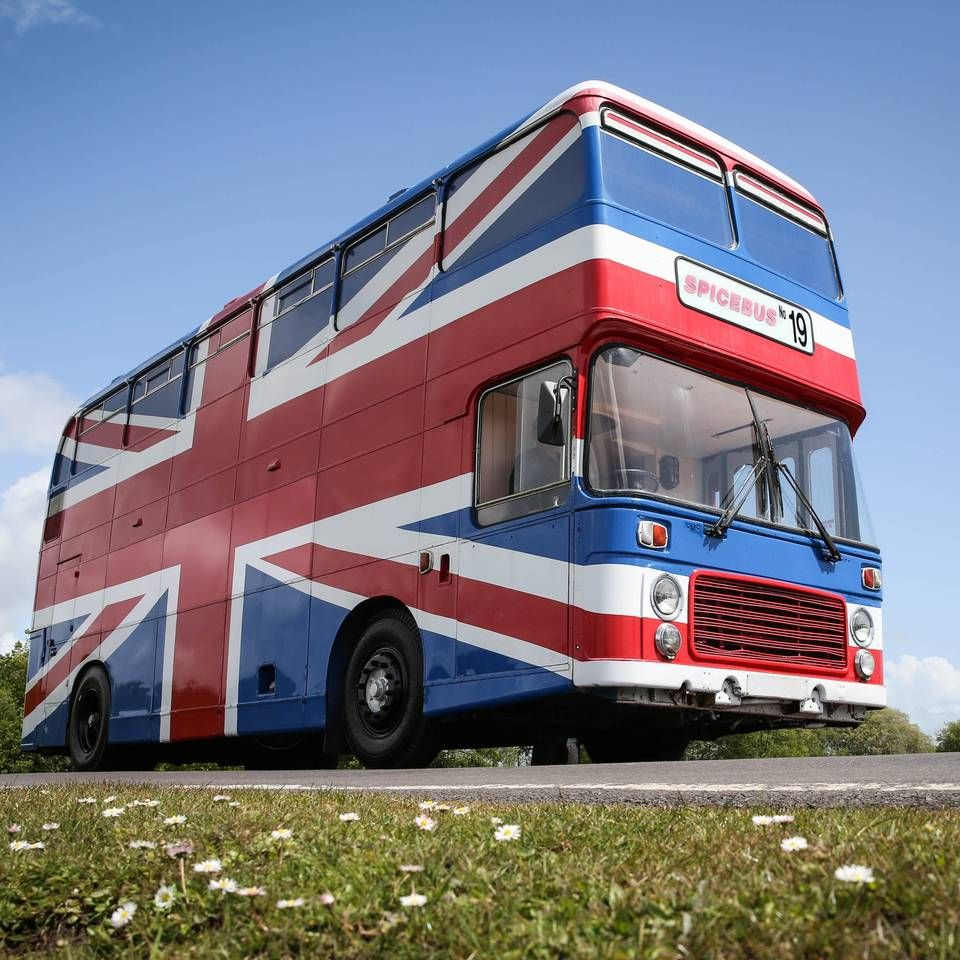 PSA: The original Spice Bus from the Spice World movie is now on Airbnb