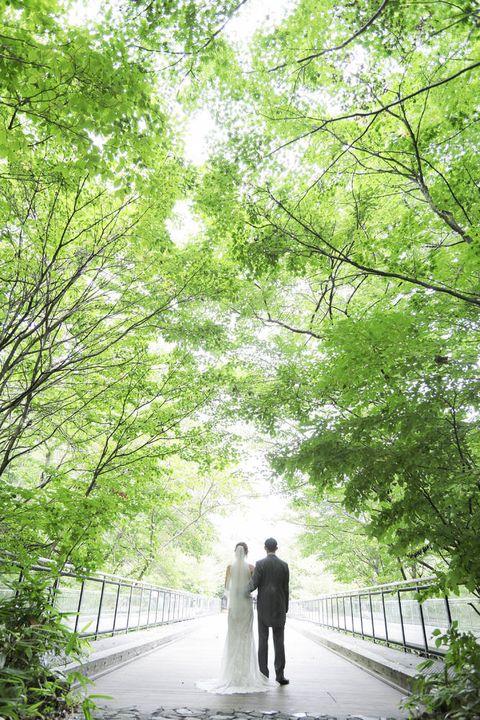 おしゃれ花嫁が語る「私がこの会場に決めた理由」〜軽井沢ホテルブレストンコート編〜