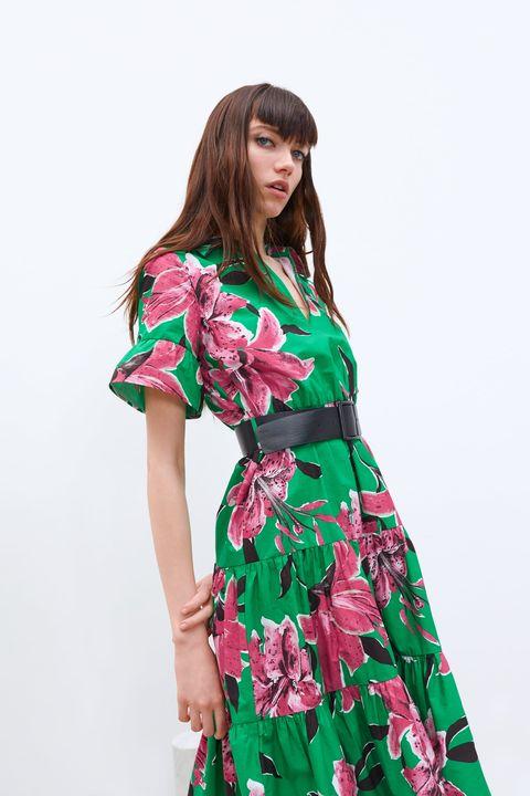 d74d06563 Paula Echevarría tiene el vestido de Zara que quieres conseguir