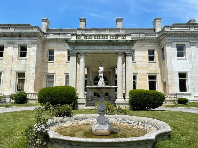 woolworth mansion aka winfield hall in glen cove long island is headed to auction in july of 2021