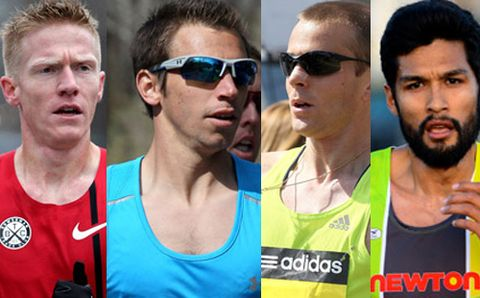 Four Men Hope to Move to Top Tier of U.S. Marathoning in Boston