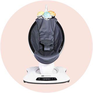 4Moms:mamaRoo4 Baby Seat