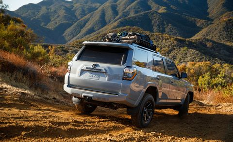 Toyota Brings Back Trail Edition for 2021 4Runner, Tacoma, Tundra