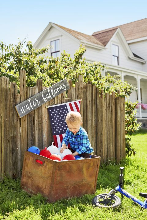 4th of july activities fun games