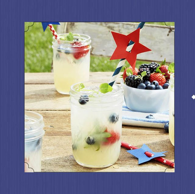 17 Easy 4th Of July Cocktails Alcoholic Drink Recipes For Fourth Of July