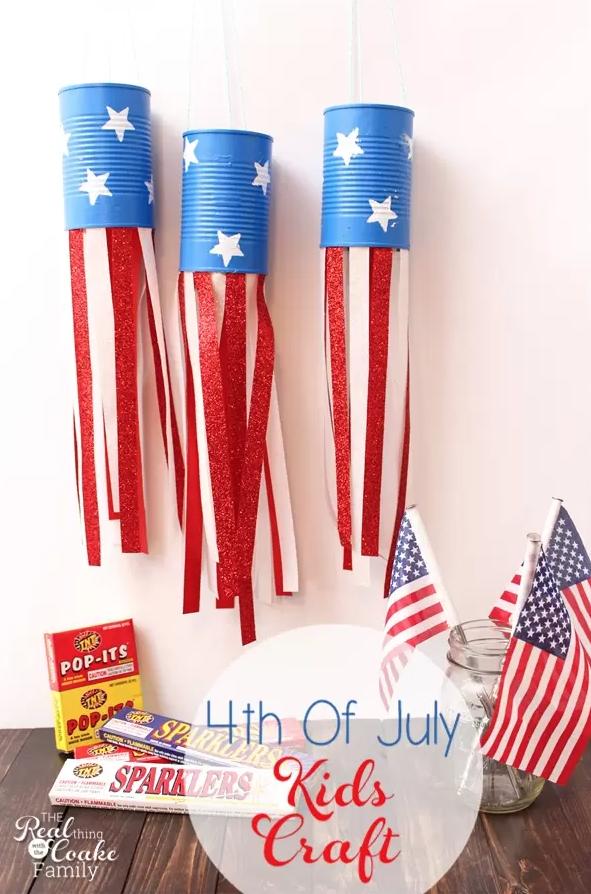 36 Easy 4th Of July Crafts Patriotic Craft Ideas Diy