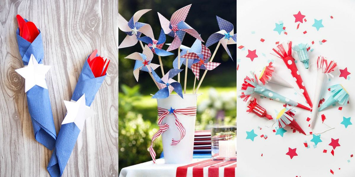 30 Decorations For 4th Of July 2018 Patriotic Fourth Of
