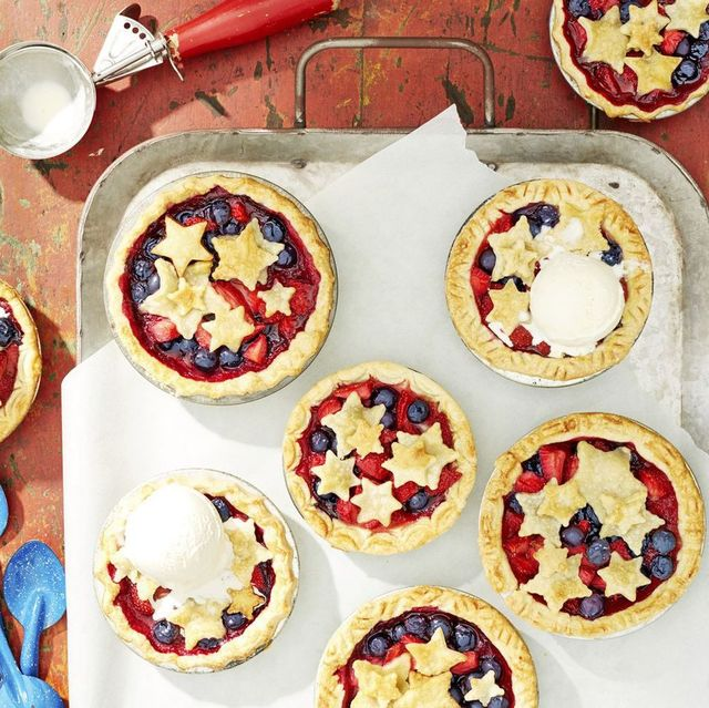 40 Patriotic 4th Of July Desserts Easy Recipes For Fourth Of