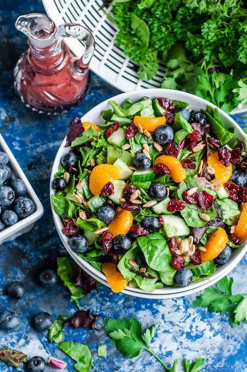 4th of july menu fruit side salad
