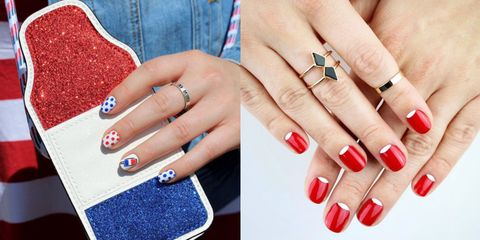 15 4th Of July Nail Designs 4th Of July Nail Art