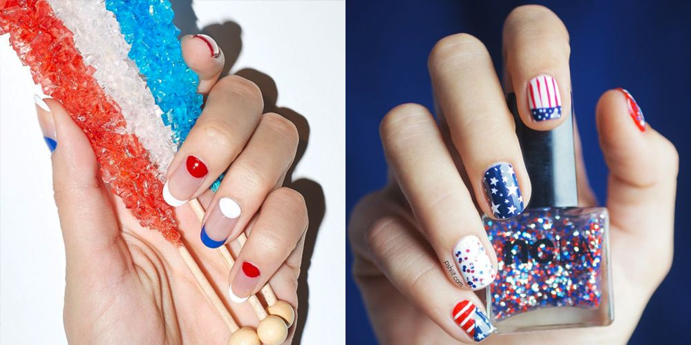 30 Best 4th of July Nail Art Designs - Cool Ideas for Patriotic