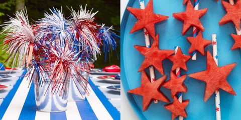 d278f3e9d9a 22 4th of July Party Ideas - Food   Decor for a Fourth of July Cookout