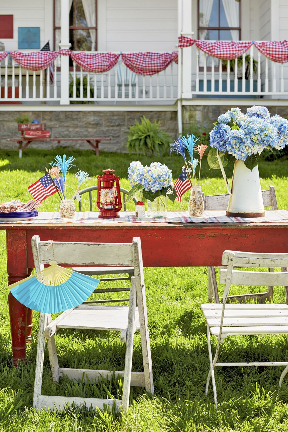 4th of july party ideas decorating