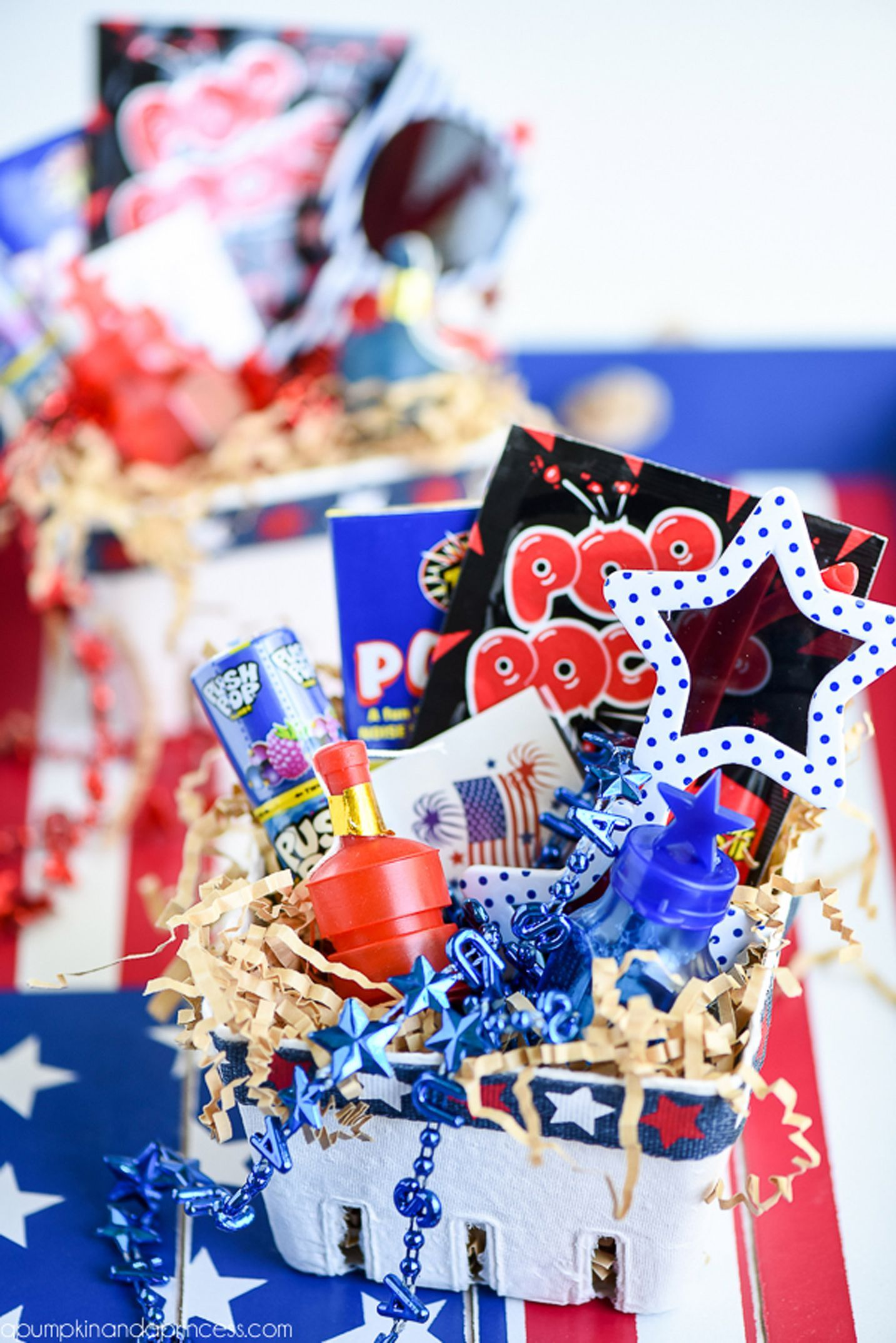4th of july party ideas favors