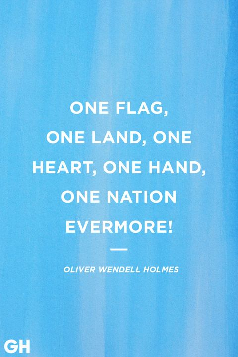 Patriotic Sayings For July 4th