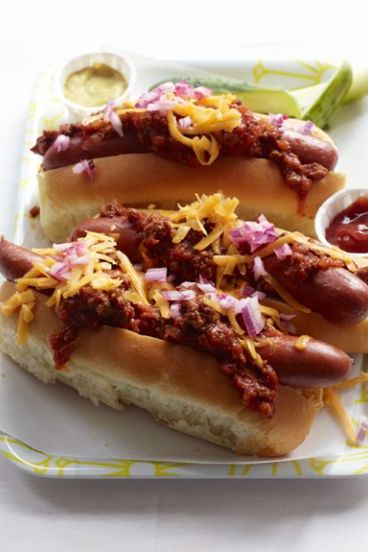 4th of july recipes chili cheese dog