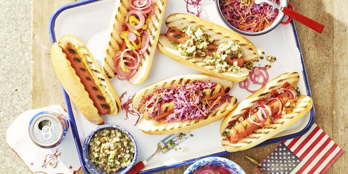 50 Easy 4th Of July Recipes Best Dishes For Fourth Of July Bbq