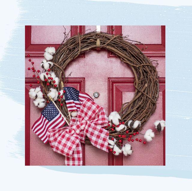 diy 4th of july wreaths
