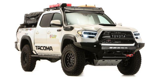 toyota tacoma trd pro overlander