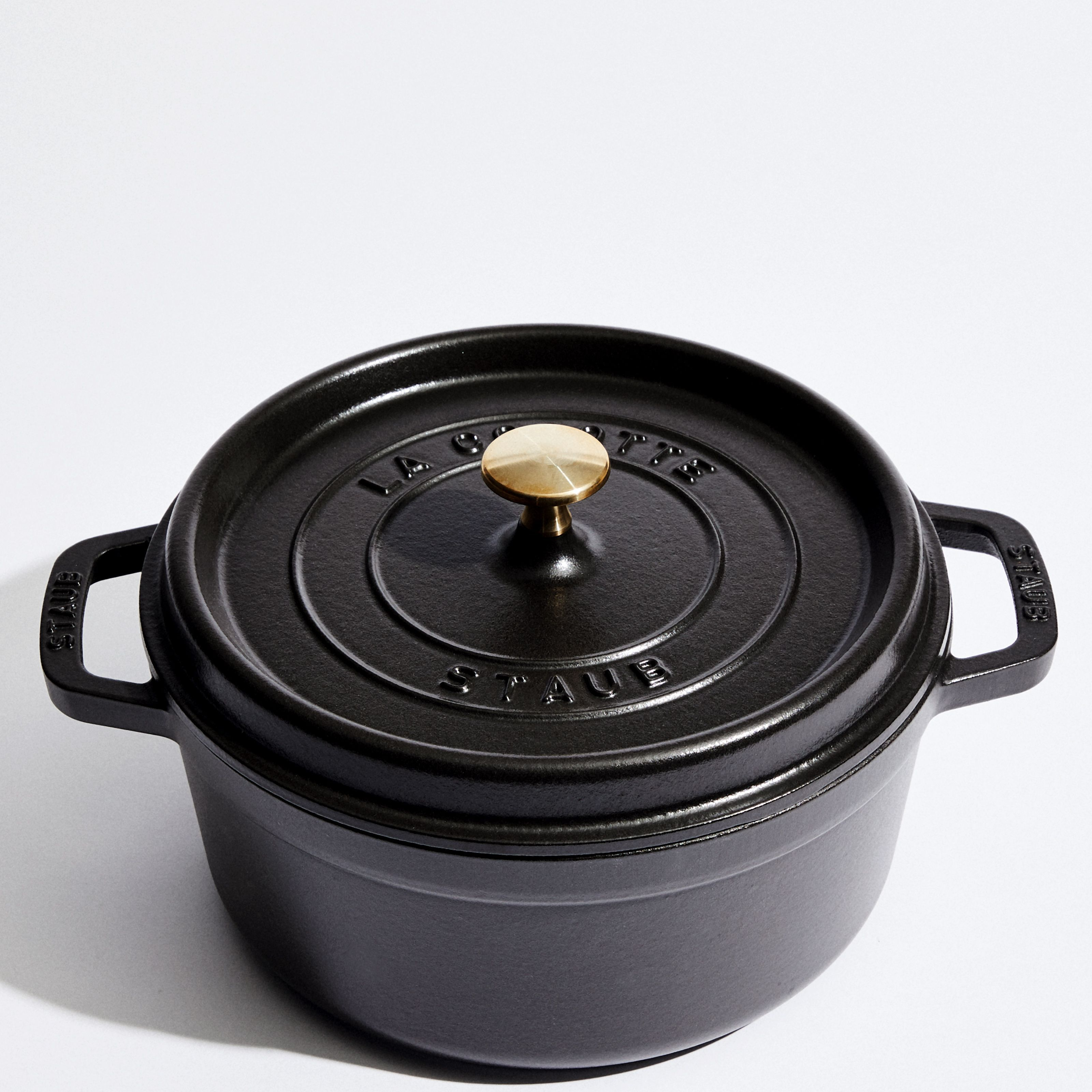 Staub Cast Iron Dutch Oven Review For Cooking