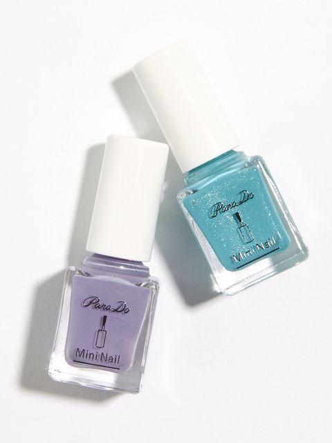Nail polish, Lilac, Product, Violet, Lavender, Nail, Nail care, Beauty, Cosmetics, Purple,
