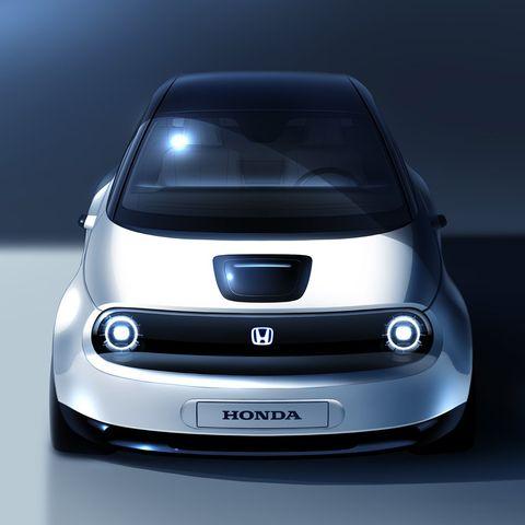 Honda's Super Cute Urban EV Is Getting Closer to Production