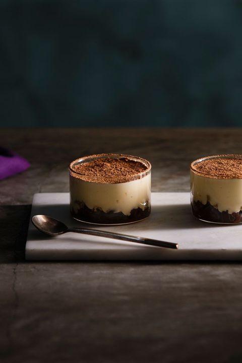 黒糖あんこを忍ばせたティラミス のレシピ・作り方|ELLE gourmet [エル・グルメ]