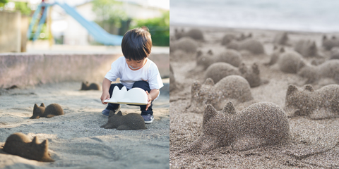 Photograph, Child, Sand, Play, Toddler, Sitting, Fun, Summer, Vacation, Photography,