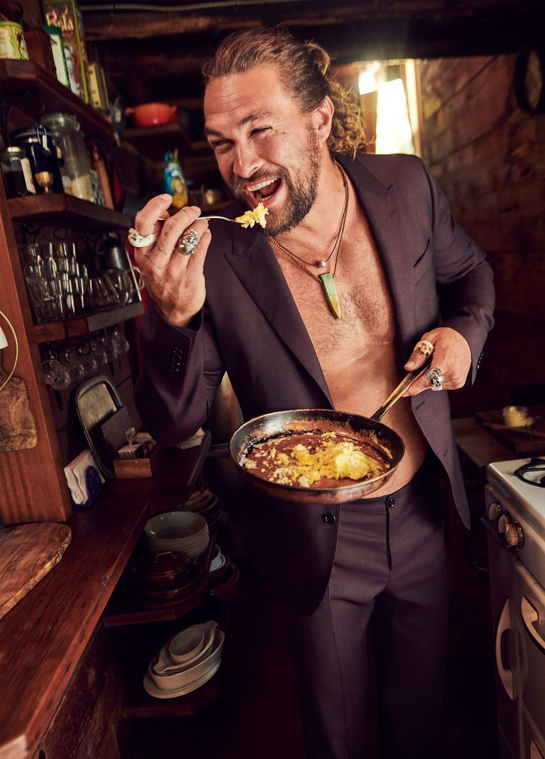 """""""I'm Not 'Very Smart'"""": Why Jason Momoa Continues to Be Hard on Himself About His Roles"""