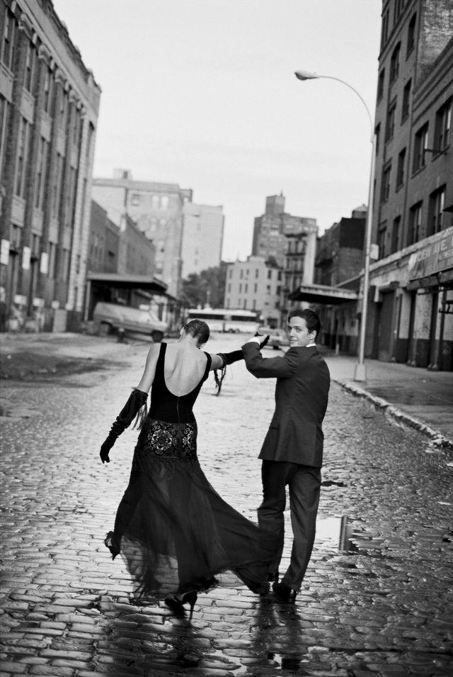 photograph, black, black and white, monochrome photography, monochrome, snapshot, street, photography, standing, umbrella,
