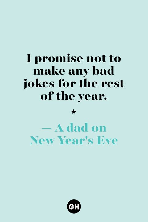 new year's jokes   dad