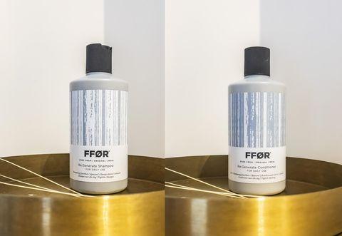ffØr每天洗髮精與護髮素