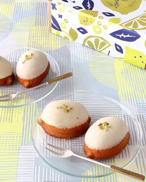 patisserie petit レモン好きのためのレモンケーキ