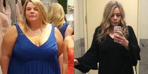 jessica pittius weight loss