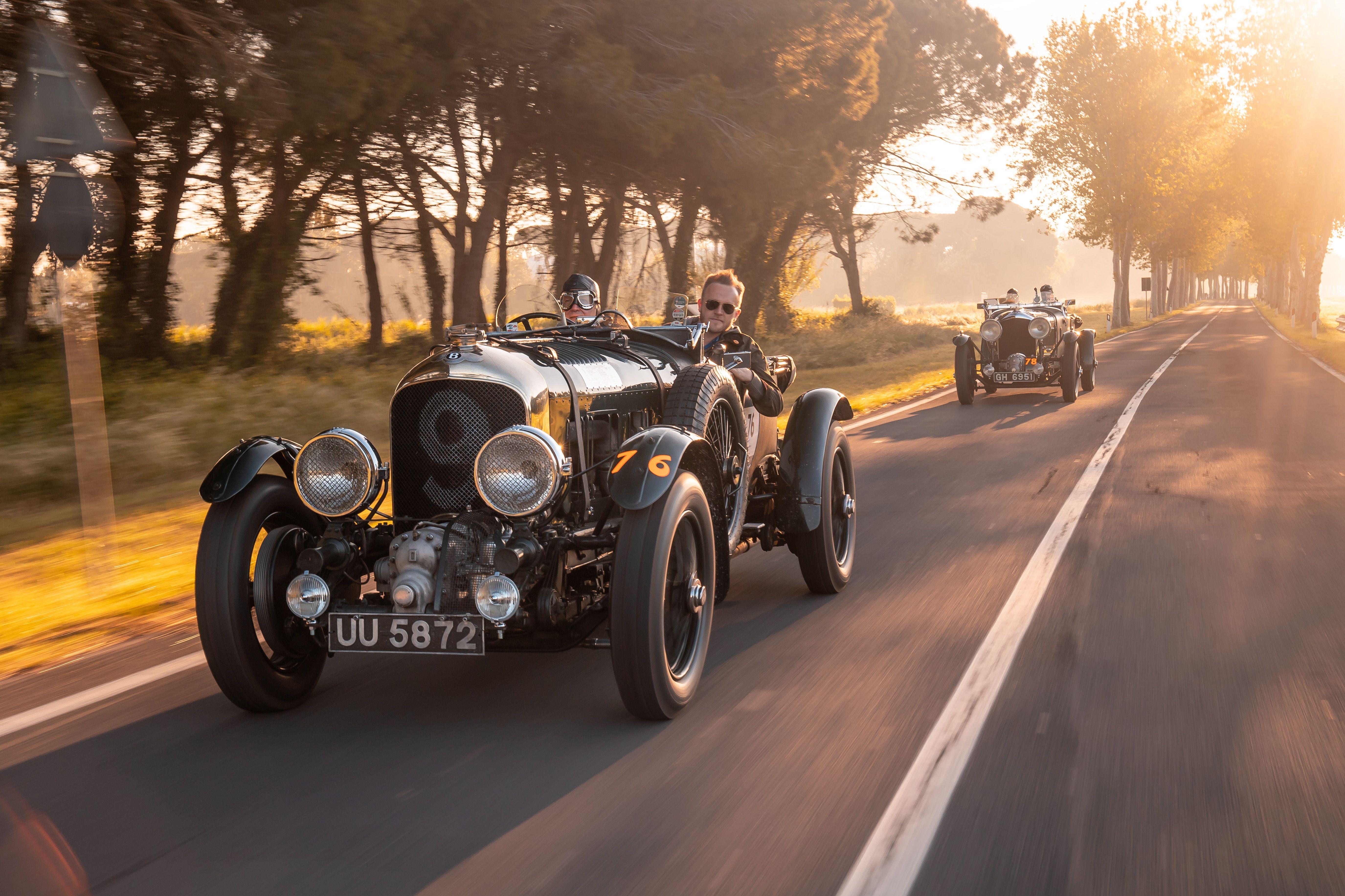 Bentley Is Making a Dozen Blower Bentley Reproductions