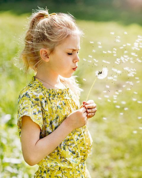 People in nature, Hair, Child, Nature, Yellow, Blond, Grass, Hairstyle, Spring, Summer,