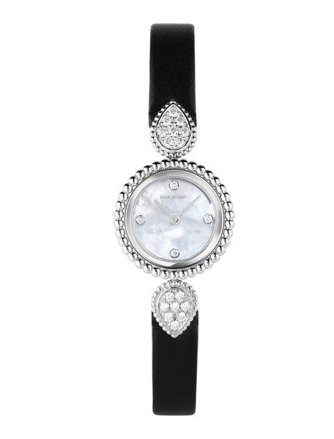 小尺寸女錶回歸!chanel、hermès等10款經典「小錶面手錶推薦」戴上日常的低調奢華質感