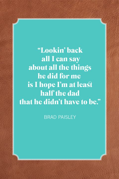 fathers day quotes paisley