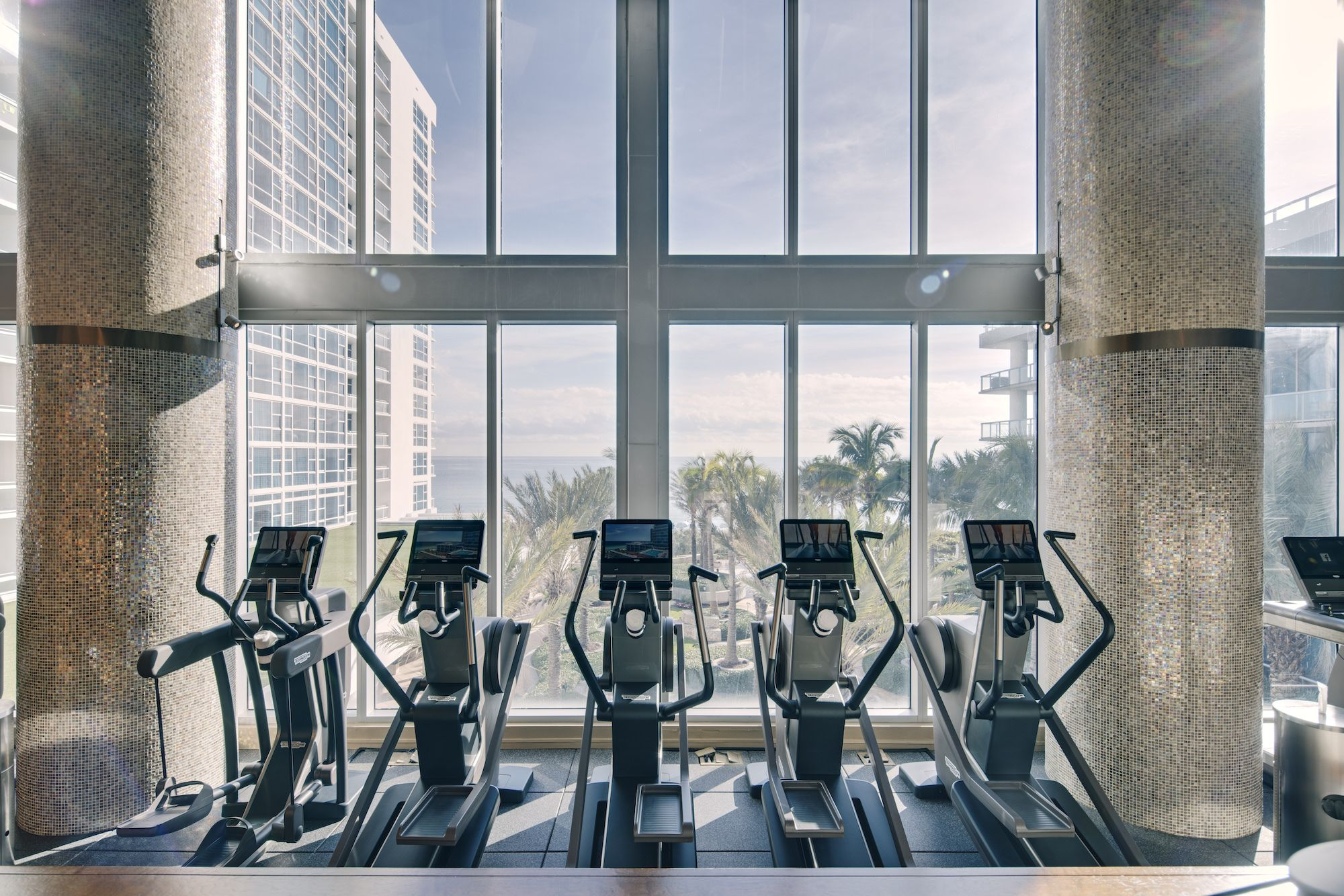 Best hotel gyms fitness friendly hotels with gyms