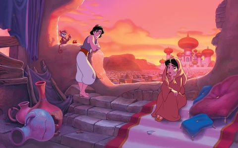 Animated cartoon, Cartoon, Cg artwork, Pink, Adventure game, Illustration, Anime, Fictional character, Games, Magenta,