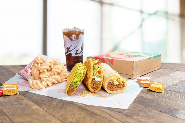 taco bell chalupa cravings box