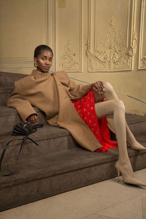 CR Fashion Book Top Paris Fashion Week Looks Balenciaga
