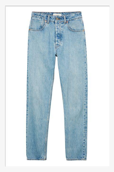Denim, Jeans, Clothing, Pocket, Blue, Textile, Line, Trousers, Font, Visual arts,