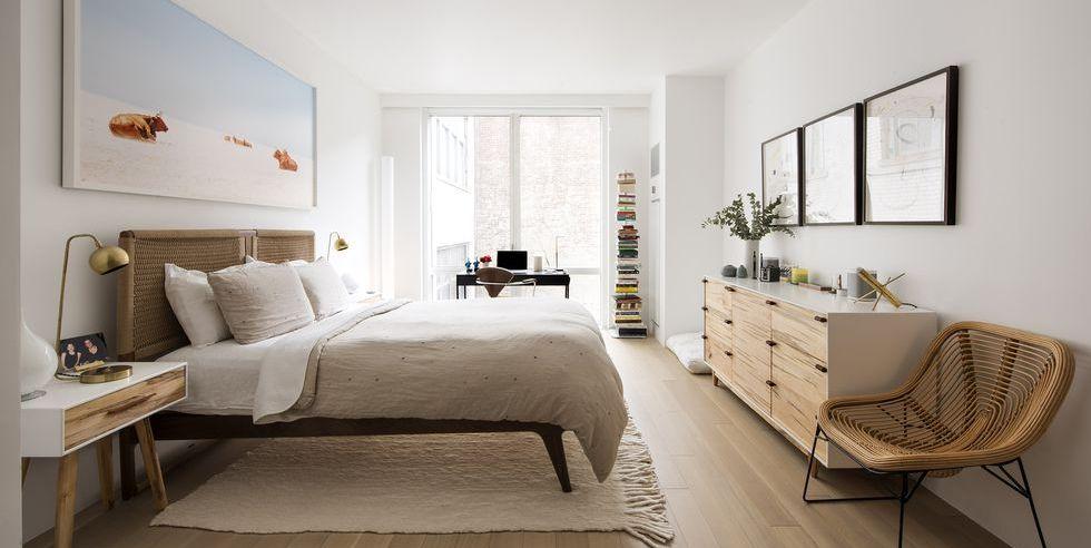 decorate small master bedroom 25 inspiring modern bedroom design ideas 15095 | 5 emily andrews photography 1544213635.jpg?crop=1.00xw:0.752xh;0,0