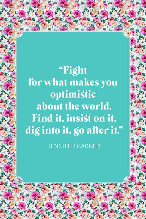graduation quotes jennifer garner